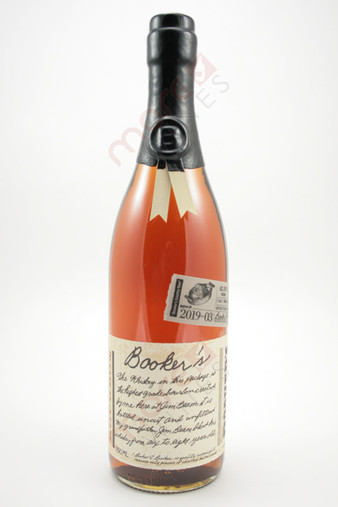 Bookers Country Ham Small Batch Uncut Unfiltered Bourbon 750ml