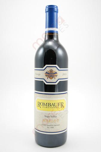 Rombauer Vineyards Merlot 750ml