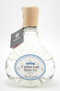 Campo Azul Selecto Tequila Blanco 750ml
