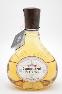 Campo Azul Selecto Tequila Anejo 750ml