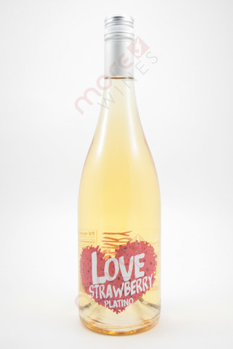 Love Platino Strawberry 750ml