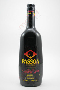 Passoa Passion Fruit Liqueur 750ml