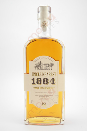 Uncle Nearest 1884 Small Batch Whisky 750ml