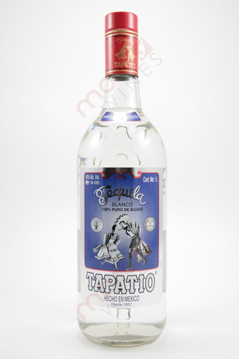 Tapatio Tequila Blanco 1L