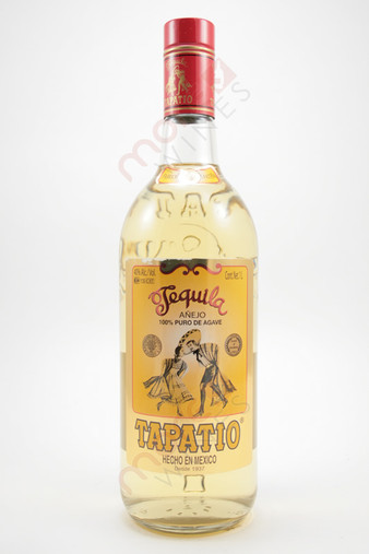 Tapatio Tequila Anejo 1L