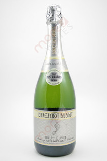 Barefoot Bubbly Brut Cuvee Champagne 750ml