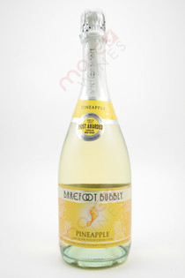 Barefoot Cellars Bubbly Pineapple Sparkling Wine 750ml