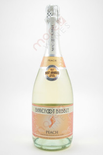 Barefoot Bubbly Peach Fusion Sparkling Wine 750ml