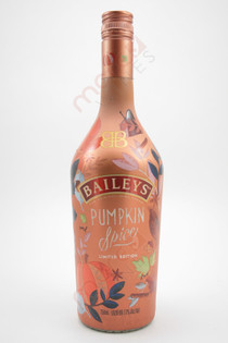 Baileys Pumpkin Spice Cream Liqueur 750ml