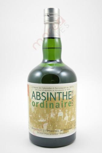 Absinthe Ordinaire Liqueur 750ml