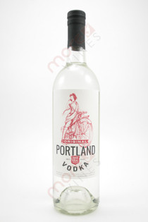 New Deal Original Portland Vodka 750ml