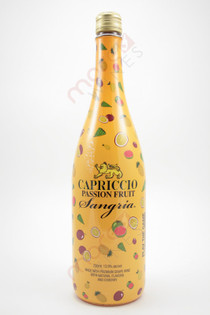 Capriccio Passion Fruit Sangria 750ml