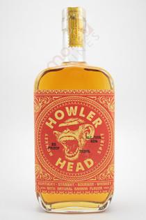 Howler Head Banana Kentucky Straight Bourbon Whiskey 750ml