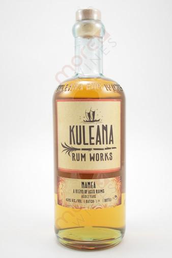Kuleana Rum Works Nanea Aged Rum 750ml
