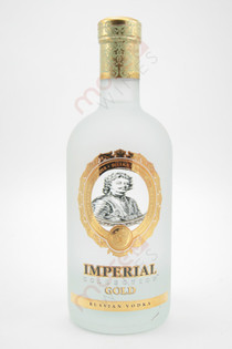 Imperial Collection Gold Vodka 750ml