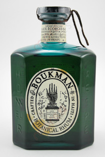 Boukman Botanical Rhum 750ml