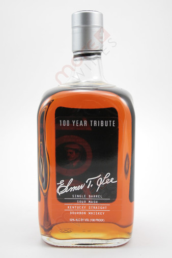 Elmer T. Lee 100 Year Tribute Single Barrel Sour Mash Bourbon Whiskey 750ml