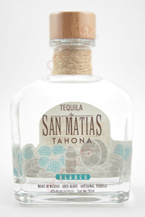 San Matias Tahona Tequila Blanco 750ml