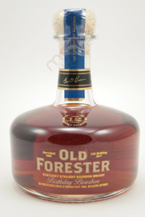 Old Forester 12 Year Aged Birthday Bourbon Kentucky Straight Bourbon Whiskey (2017) 750ml