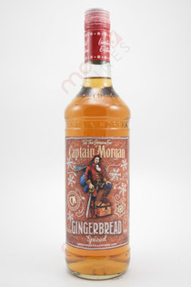 Captain Morgan Gingerbread Spiced Rum 750ml