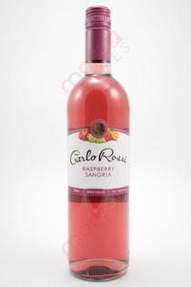 Carlo Rossi Raspberry Sangria 750ml