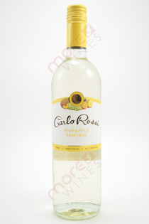 Carlo Rossi Pineapple Sangria 750ml