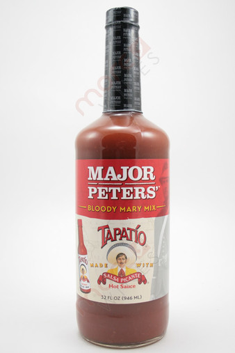 Major Peters Tapatio Bloody Mary Mix 1L