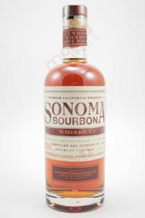 Sonoma Distilling Co. Bourbon Whiskey 750ml