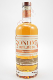 Sonoma Distilling Co. Wheat Whiskey 750ml