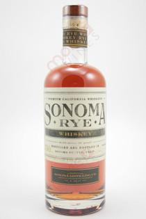 Sonoma Distilling Co. Rye Whiskey 750ml