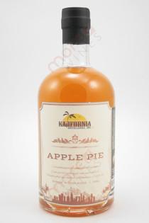 Kalifornia Apple Pie Moonshine 750ml