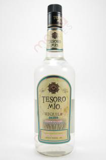 Tesoro Mio Silver Tequila 1L