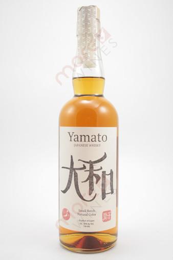 Yamato Small Batch Japanese Whisky 750ml