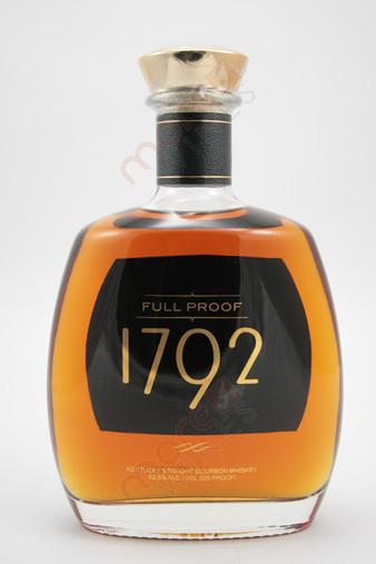 1792 Full Proof Kentucky Straight Bourbon Whiskey 750ml