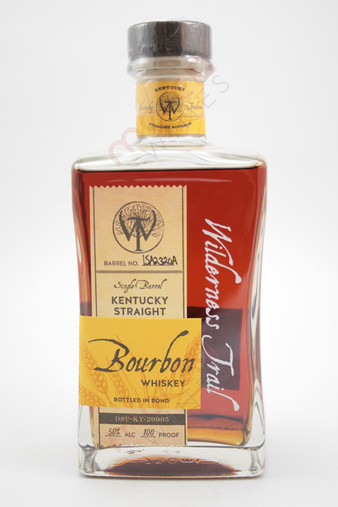 Wilderness Trail Single Barrel Kentucky Straight Bourbon Whiskey 750ml