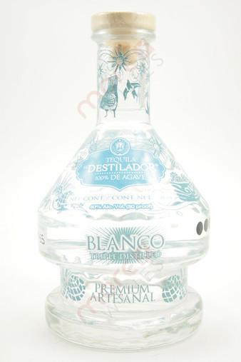 El Destilador Triple Distilled Blanco Tequila 750ml