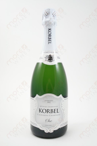 Korbel Champagne Sec 750ml