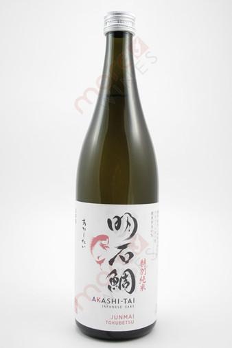 Akashi-Tai Tokubetsu Junmai Sake 720ml