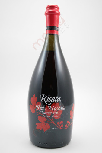 Risata Sweet Red Moscato 750ml