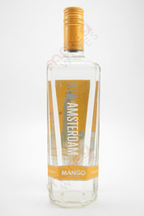 New Amsterdam Mango Flavoured Vodka 750ml