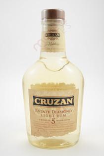 Cruzan Estate Diamond 5 Year Old Light Rum 750ml