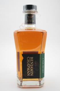 Benjamin Chapman 7-Year Whisky 750ml