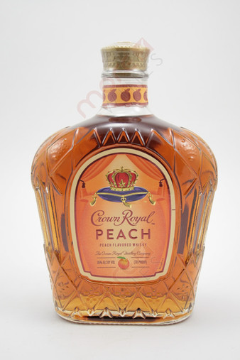 Crown Royal Peach Whisky 750ml