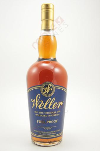 W. L. Weller Full Proof Kentucky Straight Wheated Bourbon Whiskey 750ml