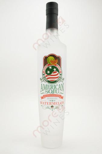 American Soju Watermelon 750ml