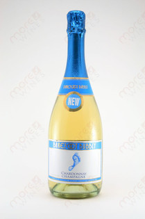Barefoot Bubbly Chardonnay Champagne 750ml