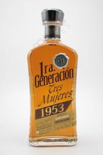 Tres Mujeres 1era. Generación 1953 Tequila Extra Anejo 750ml