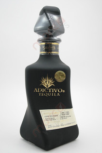 Adictivo Black Edition Tequila Extra Anejo 750ml