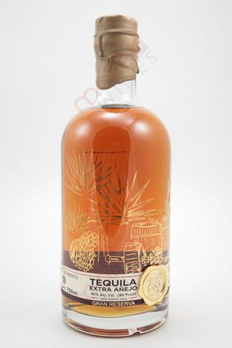 Don Alberto Gran Reserva Tequila Extra Anejo 750ml