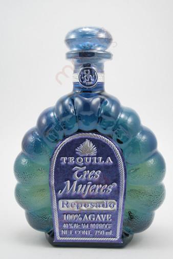 Tres Mujeres Tequila Reposado 750ml
